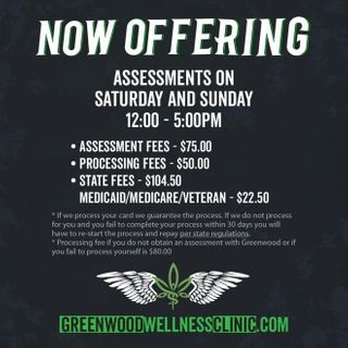 store photos Greenwood Wellness Dispensary