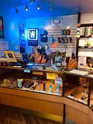 store photos Healing Green