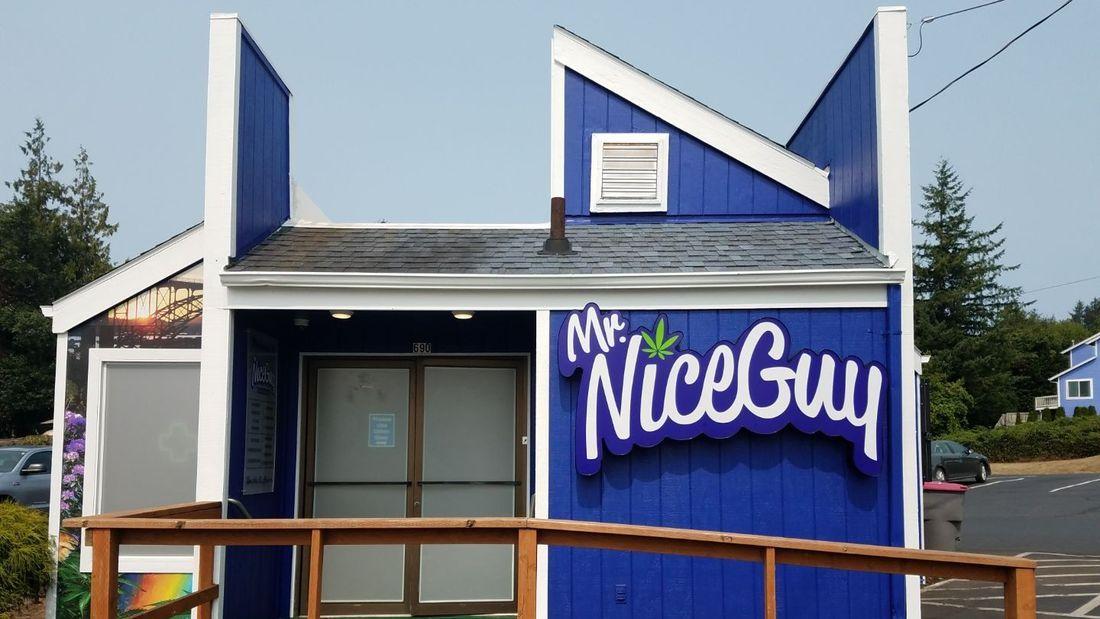 store photos Mr. Nice Guy - Olney Ave