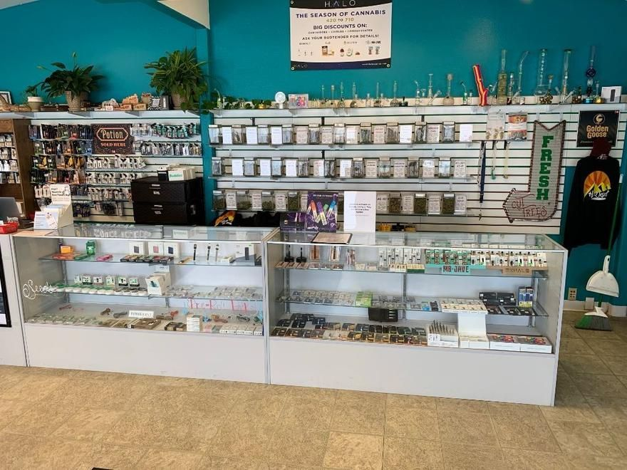 store photos High Desert Cannabis