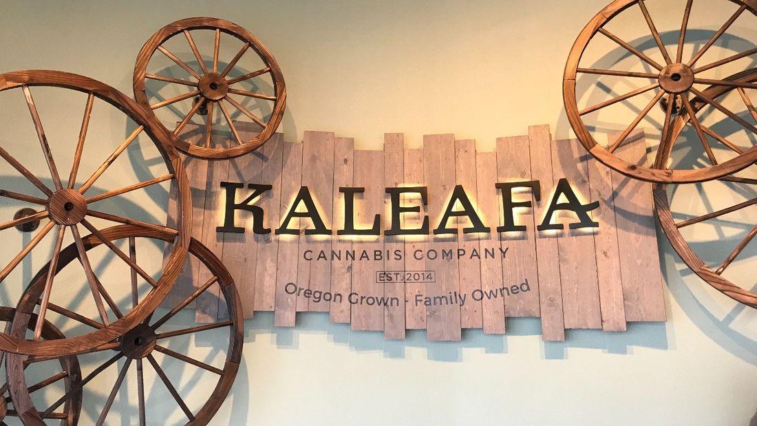 store photos Kaleafa Cannabis Co. - Oregon City