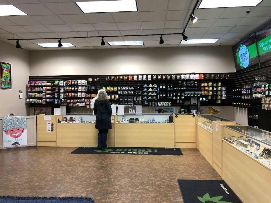 store photos Kush21 - Vashon Island