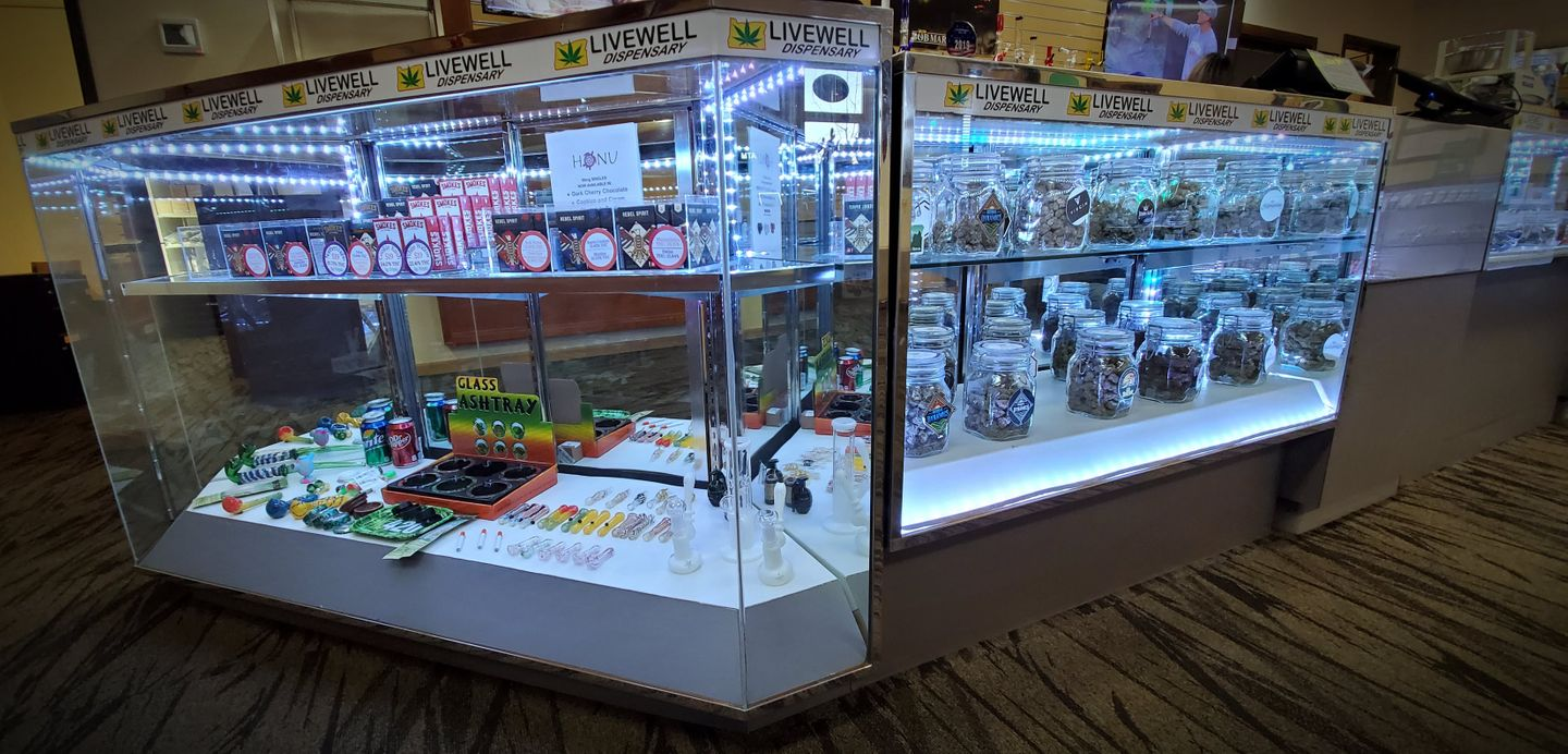 store photos LiveWell Dispensary - Broadway