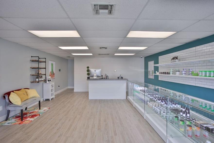 store photos Lotus Gold Dispensary by CBD Plus USA - Broken Arrow