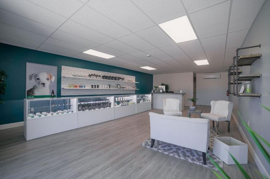 store photos Lotus Gold Dispensary by CBD Plus USA - Chickasha