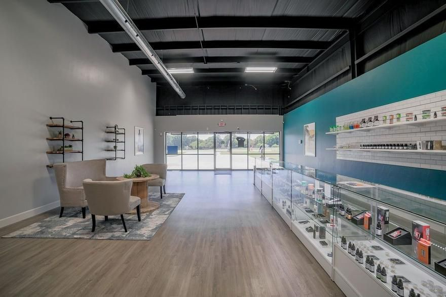 store photos Lotus Gold Dispensary by CBD Plus USA - Newcastle