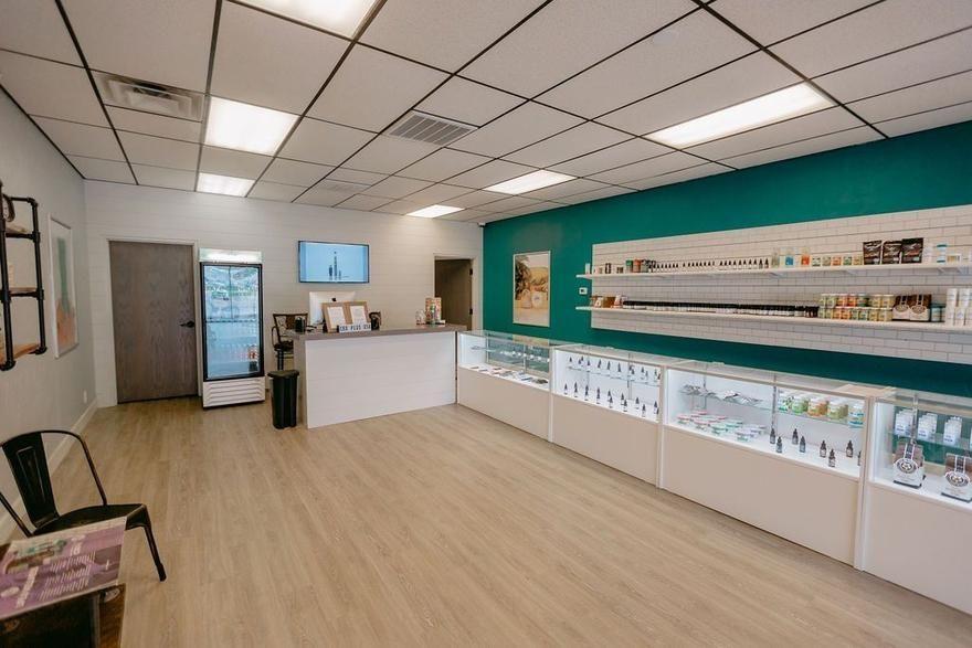 store photos Lotus Gold Dispensary by CBD Plus USA - OKC Memorial