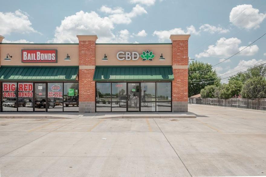 store photos Lotus Gold Dispensary by CBD Plus USA - Robinson