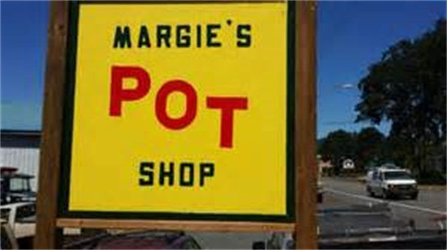 store photos Margie's Pot Shop - Bingen, Hood River