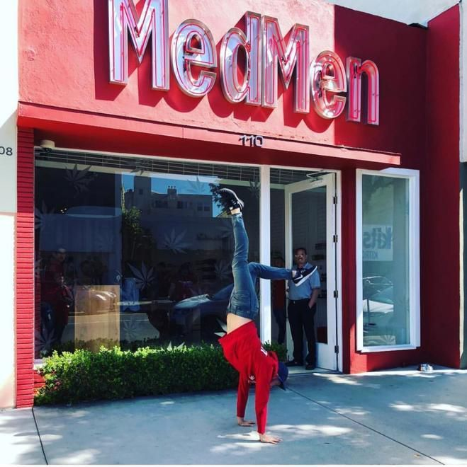 store photos MedMen Los Angeles - Beverly Hills TEMPORARILY CLOSED