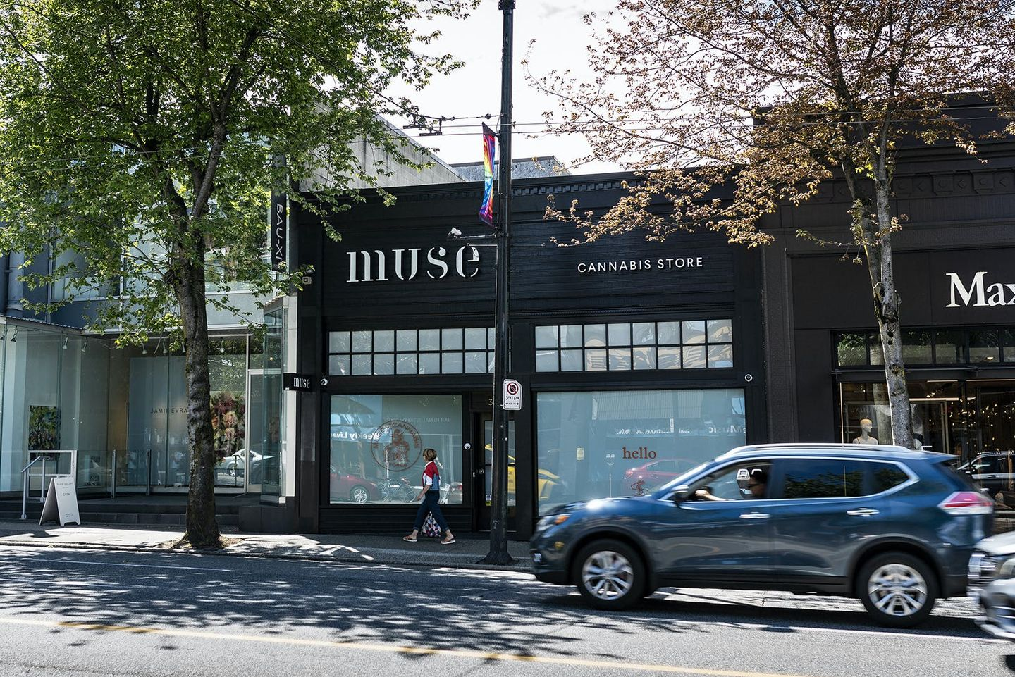 store photos Muse Cannabis Store - Vancouver