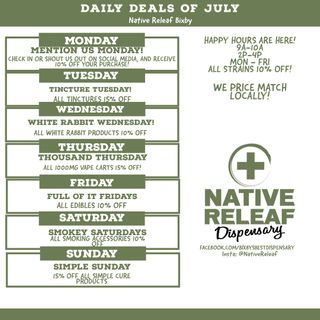 store photos Native Releaf Dispensary