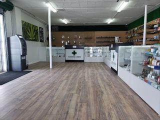 store photos Natural Green Cannabis
