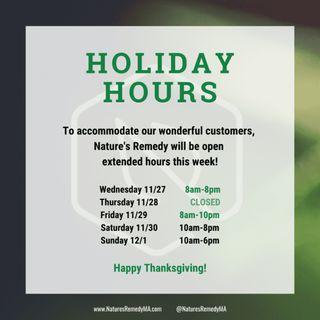 store photos Nature's Remedy - Millbury