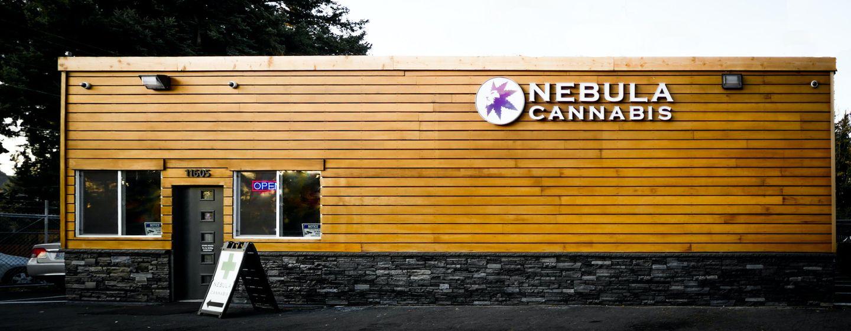 store photos Nebula Cannabis