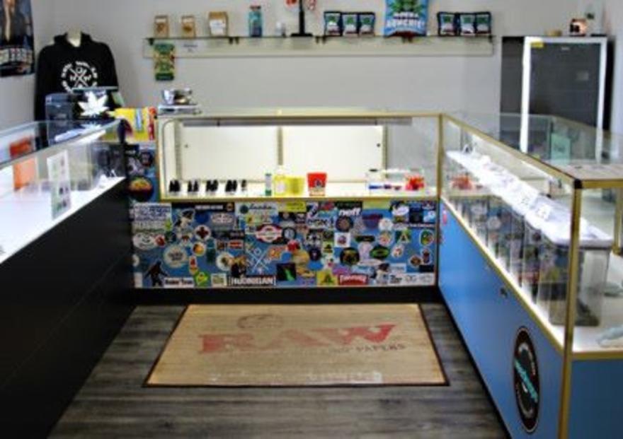 store photos New World Organics