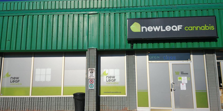 store photos NewLeaf Cannabis – Lethbridge, Mayor Magrath