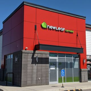 store photos NewLeaf Cannabis – Lethbridge, Sunridge
