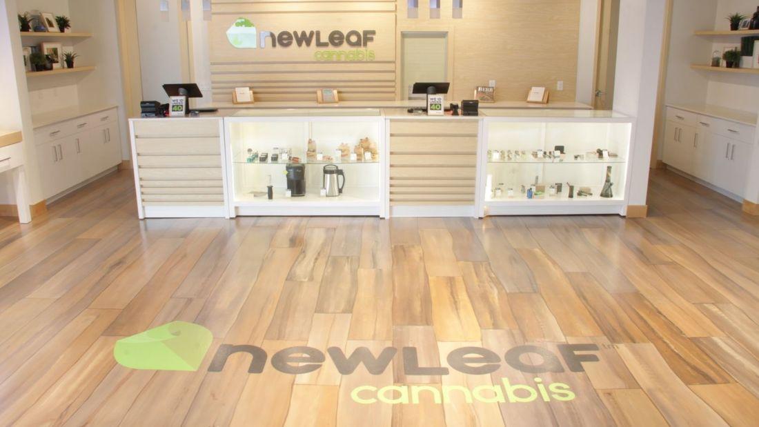 store photos NewLeaf Cannabis - Main Street