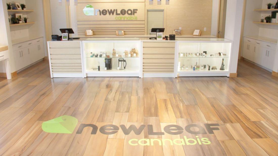 store photos NewLeaf Cannabis - Medicine Hat Trans Canada Highway - COMING SOON!