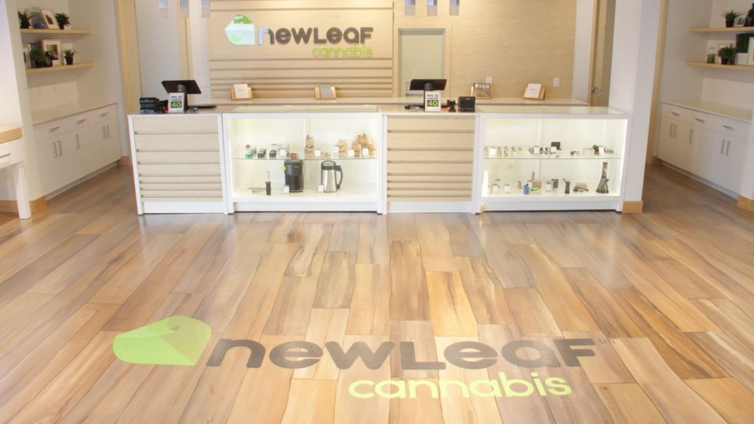 store photos NewLeaf Cannabis - Rundlehorn