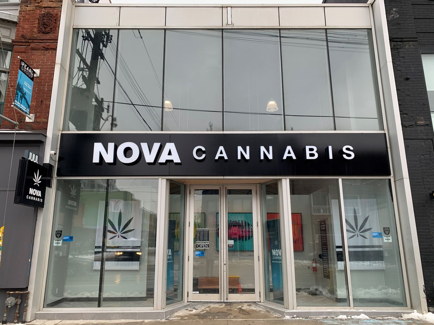 store photos Nova Cannabis - Toronto, Queen Street West