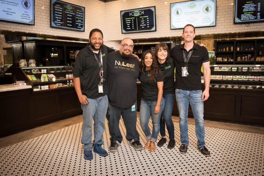 store photos NuLeaf - Las Vegas