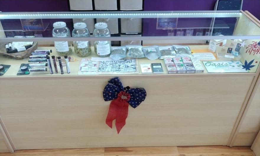 store photos Oasis Cannabis - Monmouth