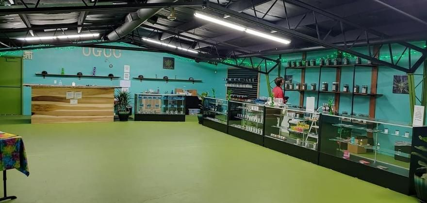 store photos Ocean Grown Cannabis Company