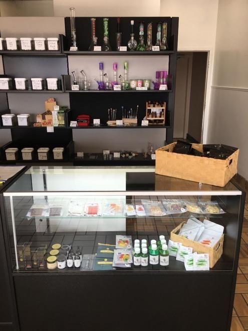 store photos OKMC Dispensary