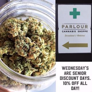 store photos Parlour Cannabis Shoppe