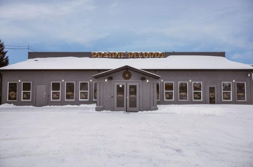store photos Prairie Records - Warman