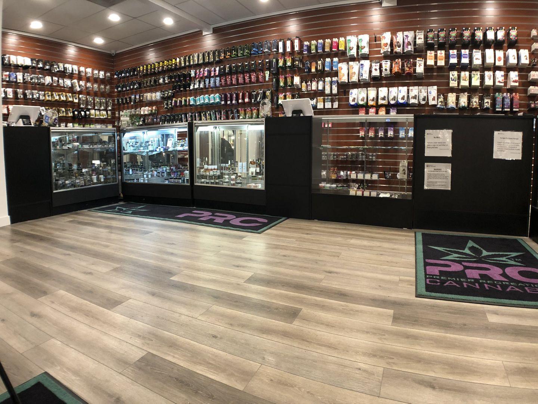 store photos PRC - Conway