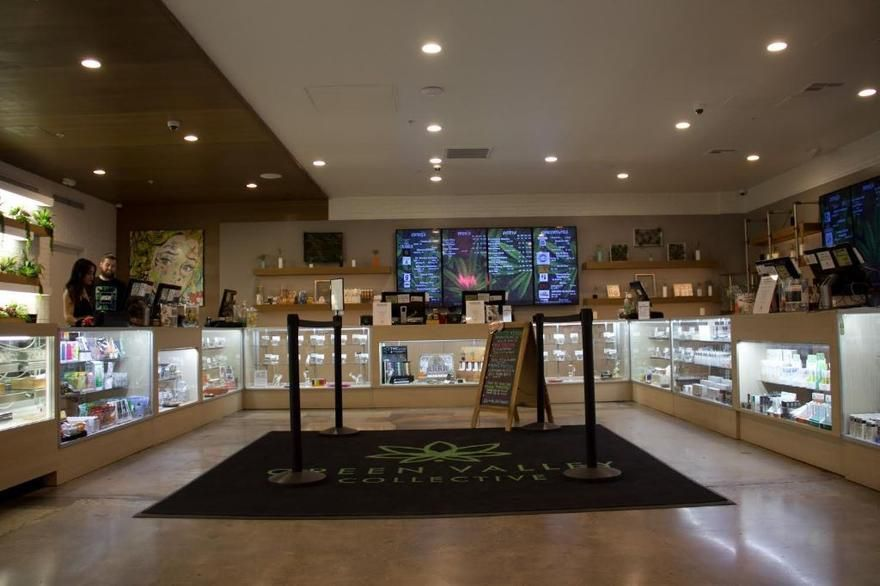 store photos Project Cannabis NOHO