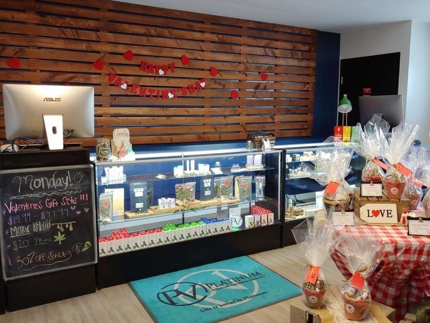 store photos Ramona Cannabis Company
