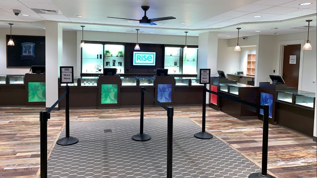 store photos RISE Dispensaries Amherst (Adult Use / Rec 21+)