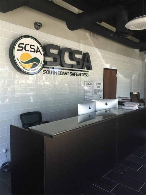 store photos SCSA - South Coast Safe Access