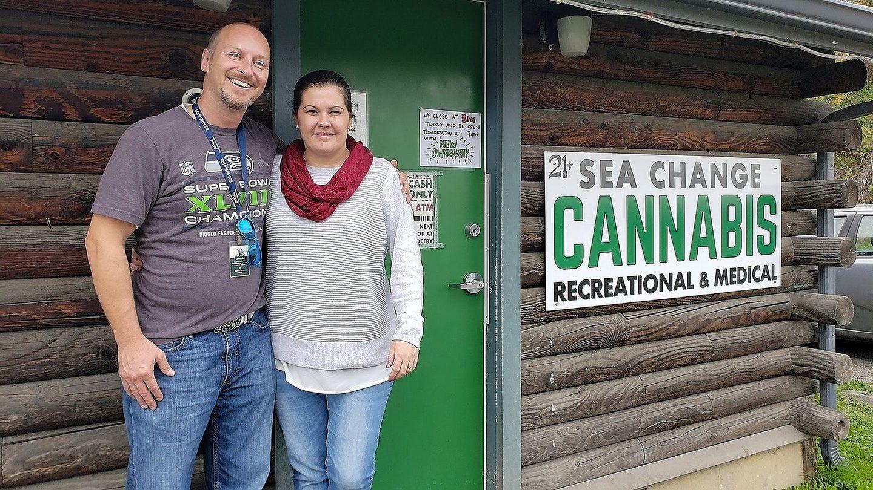 store photos Sea Change Cannabis