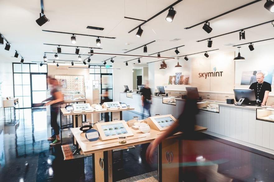 store photos Skymint - Bay City