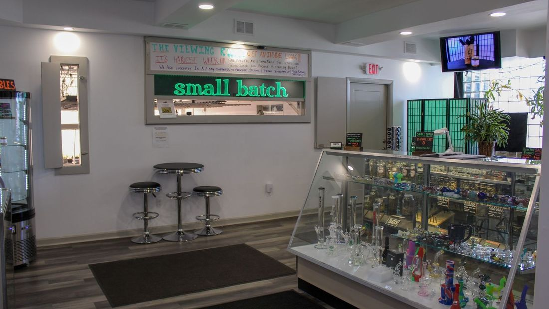 store photos Small Batch