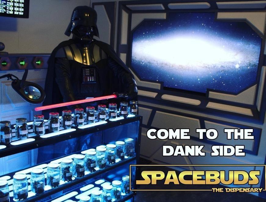 store photos Spacebuds The Dispensary