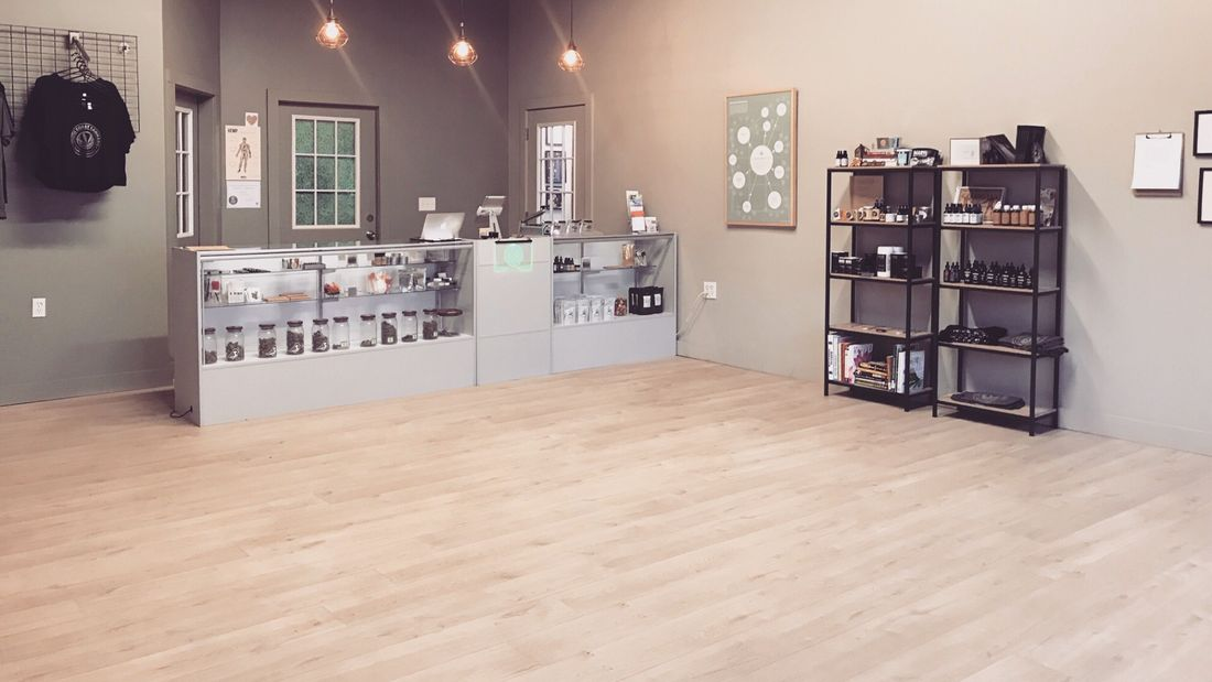 store photos Stone Coast Cannabis