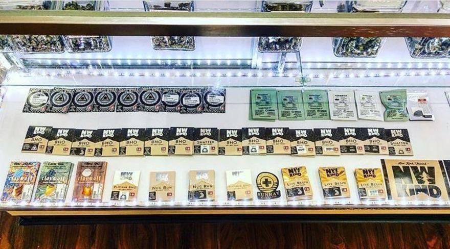 store photos Sunray Cannabis