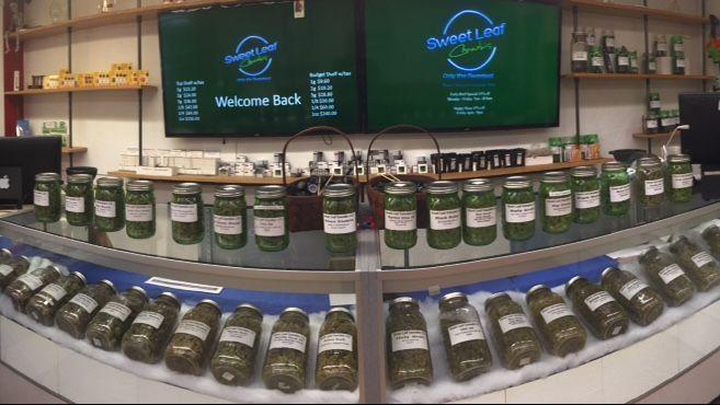 store photos Sweet Leaf Cannabis - Springfield