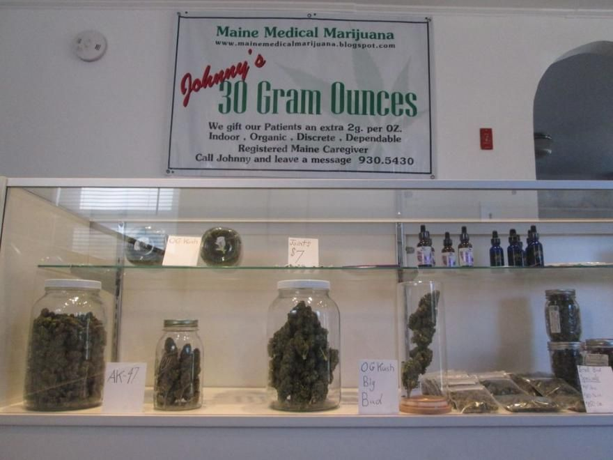 store photos Sweet Relief Shop, The Maine Marijuana Shop on Route 1