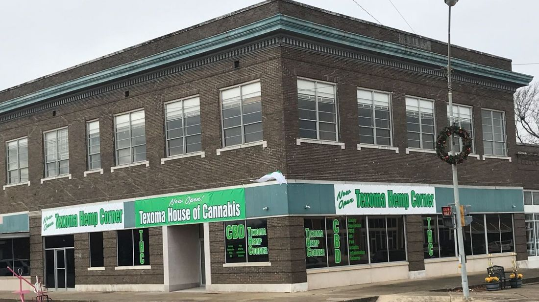 store photos Texoma House of Cannabis