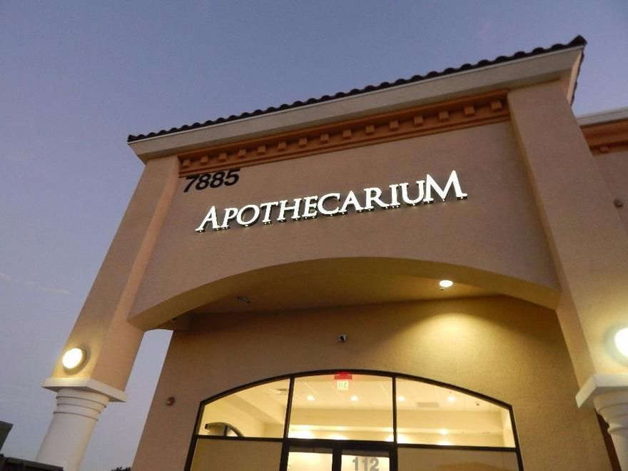 store photos The Apothecarium - Las Vegas