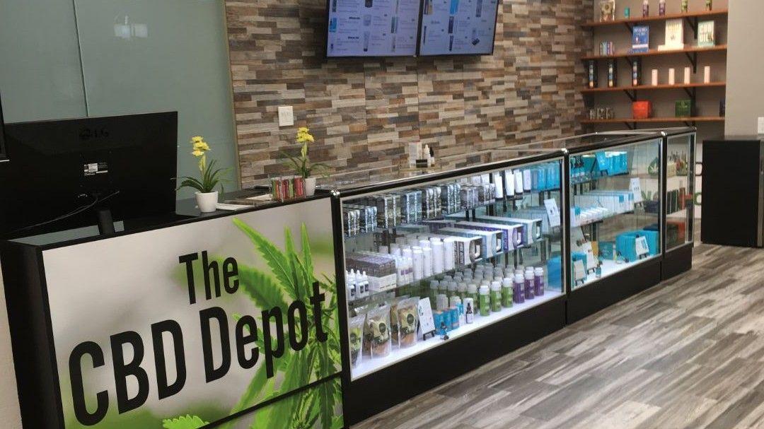 store photos The CBD Depot