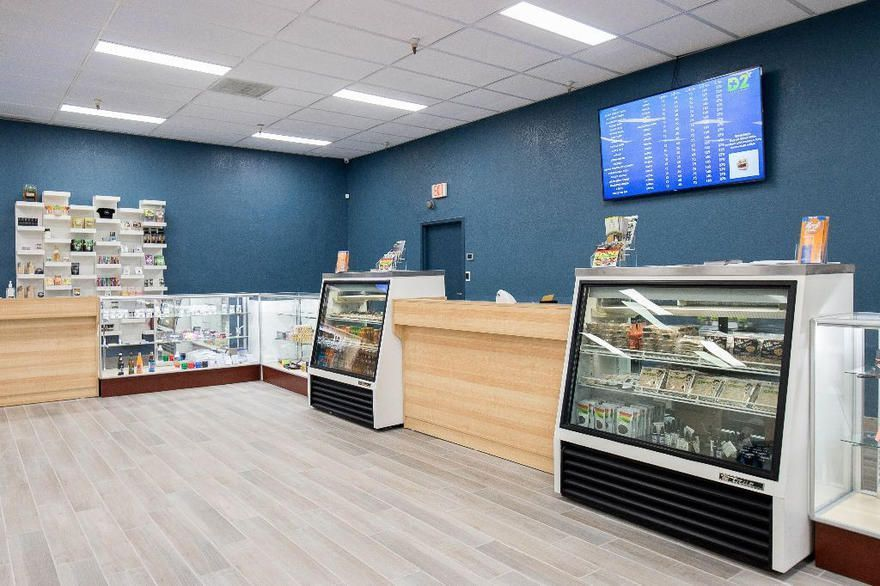 store photos The D2 Dispensary