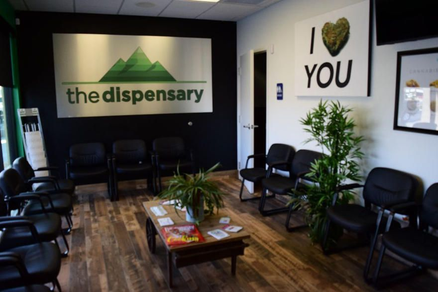 store photos The Dispensary - West Las Vegas